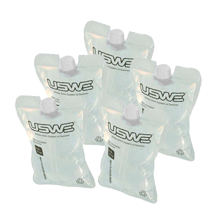 ORTEMA USWE Replacement hydration bladder (5-Pack)